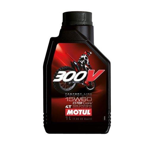 Ulei moto motul 300 off road 15w60 1L