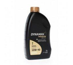 Ulei motor 10w40 - DYNAMAX PREMIUM DIESEL PLUS - 1l