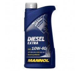 Ulei motor 10w40 - MANNOL DIESEL EXTRA - 1l