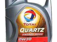 Ulei Motor 5L Total Quartz 9000 Energy 0W30