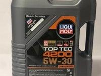 Ulei motor 5w30 Liqui Moly Top Tec 4200