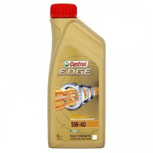 Ulei motor Castrol Edge 5W-40 1L