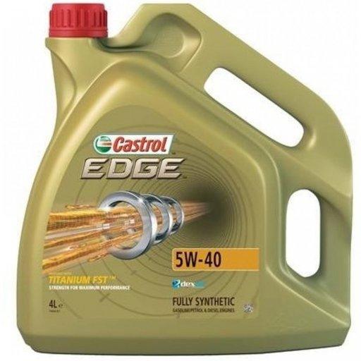 Ulei motor Castrol Edge 5W-40 4L