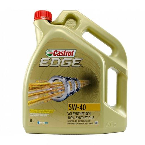 Ulei motor Castrol Edge 5W-40 5L