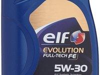 Ulei motor ELF Evolution FULL-TECH FE (DPF) 5w-30 1L