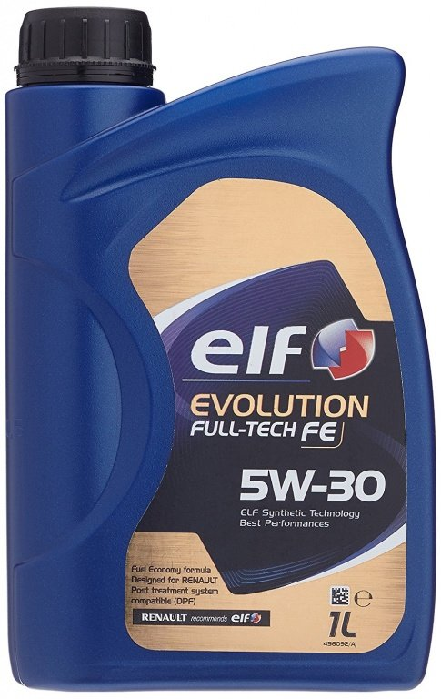 Ulei motor ELF Evolution FULL-TECH FE (DPF) 5w-30 1L