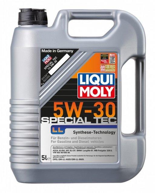 Ulei motor Liqui Moly 5W30 Leichtlauf special LL , 5L