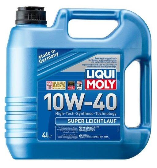 Ulei motor SUPER LEICHTLAUF 10W-40 4 L