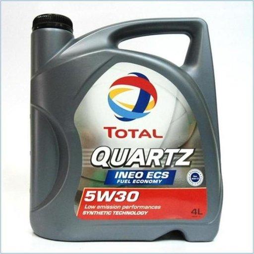 Ulei Total Quartz 5W30 Ineo Ecs - 4 litri