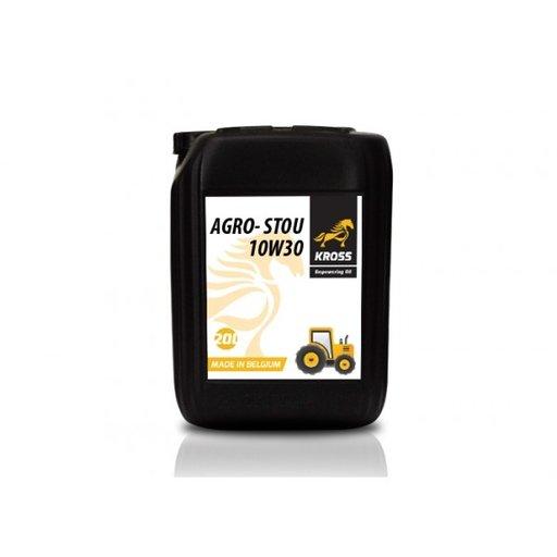 Ulei utilaje agricole KROSS AGRO- STOU 10W-30 20 litri