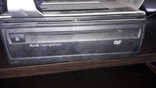 Unitate cd navigatie a6 q7 Audi A8 3.0tdi quattro asb 233hp facelift 2