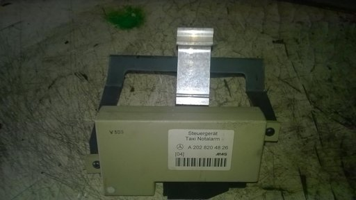 Unitate control alarma mercedes vaneo cod a2028204826