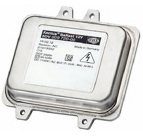 Unitate de comanda, lampa cu descarcare pe gaz OPEL INSIGNIA LIMUZINA 07/2008 - 2019 - piesa NOUA - producator HELLA 5DV 009 720-001 - 307582