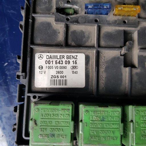 Unitate de control MERCEDES-BENZ pentru autotractor MERCEDES-BENZ atego, vario