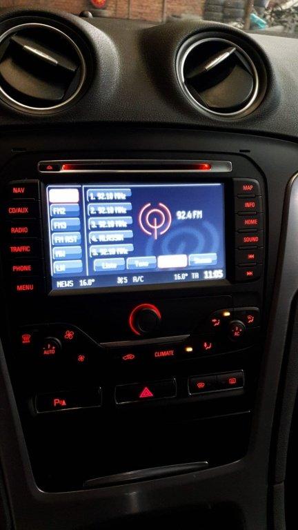 Unitate navigație Ford Mondeo MK4 2014
