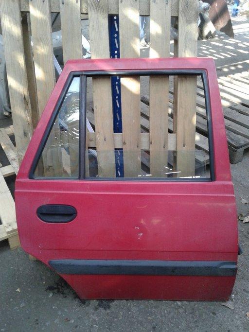 Usa dreapta spate Dacia Super Nova
