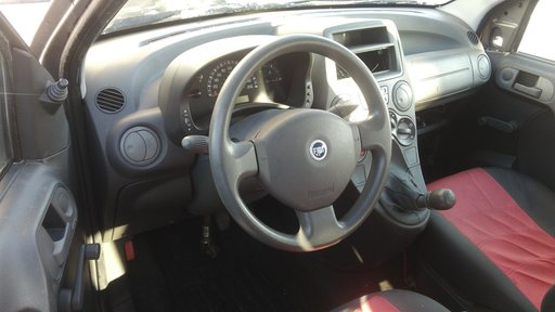 Usa dreapta spate Fiat Panda 2007 Hat. 1108 Benzina