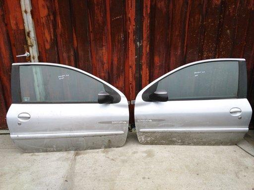 Usa fata Peugeot 206