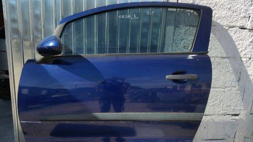 Usa fata stanga Opel Corsa D