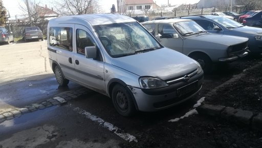 Usa spate - Opel Combo, 1.7DTI, tip motor Y17DTL,