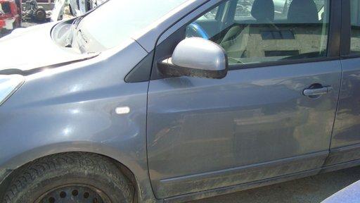 Usa stanga fata Nissan Note 2008 Hatchback 1.5
