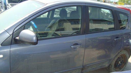Usa stanga spate Nissan Note 2008 Hatchback 1.5