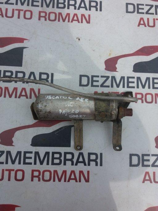 Uscator aer AC Mitsubishi Pajero Sport 2.5 diesel