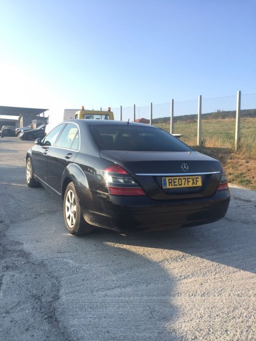 Usi spate Mercedes W221 Long