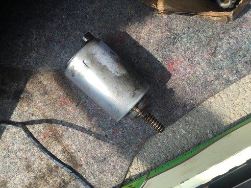 Vacuum ventil 400210004001 BMW 316 (E46) 316i Bj.04 1,8L Benzin 85kW/115PS