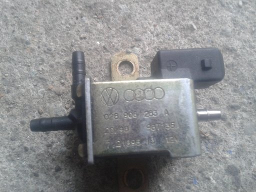 Valva - regulator presiune turbo VW reper 028 906 283 A
