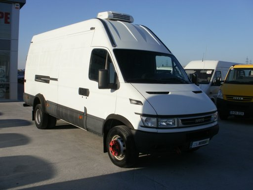Vand colt bara stanga spate pt iveco daily 2.3 an 2004.