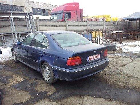 Vand fuzeta fata/spate BMW E39