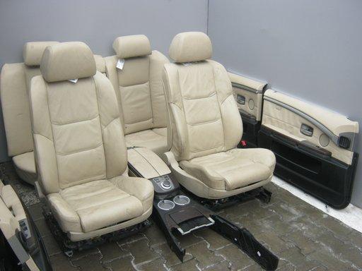 Vand interior complet de piele pentru Bmw seria 7 E65