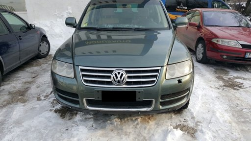 Vas Expansiune de Volkswagen Touareg 5.0 V10 2004