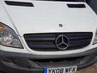 Vas expansiune Mercedes SPRINTER 2007 prelata 2.2cdi