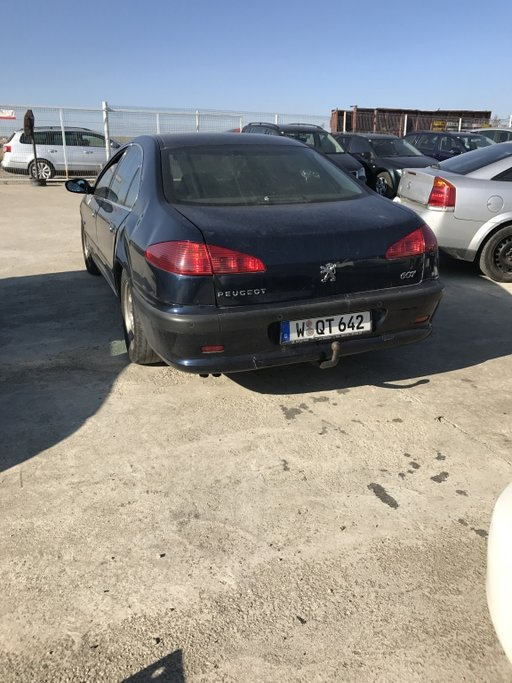 Vas lichid parbriz Peugeot 607 2002 limuzina 2179