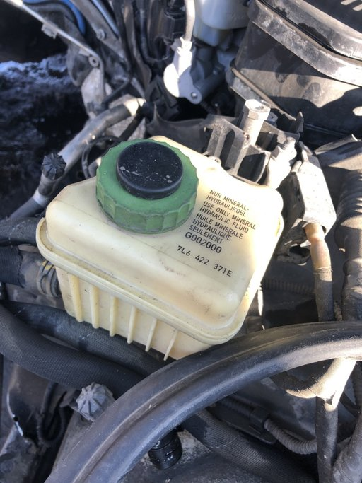 Vas lichid servodirectie VW Touareg 7P 3.0 TDI an 2013