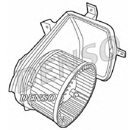 Ventilator, habitaclu VW CADDY II COMBI ( 9K9B ) 11/1995 - 01/2004 - producator DENSO DEA32001 - 305393 - Piesa Noua