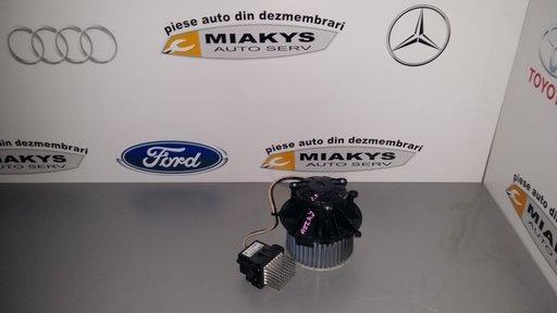 Ventilator (motoras) aeroterma Opel Astra J cod- GM25020140