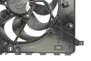 Ventilator pentru radiator, FORD GALAXY, KUGA I, MONDEO IV, S-MAX 2.0-2.5 05.06-