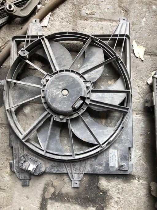 Ventilator racire dacia logan motor 1.4 benzina cod 8200239391 an 2004-2009
