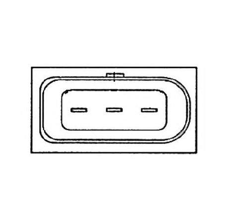 Ventilator radiator AUDI A3 ( 8P1 ) 05/2003 - 08/2012 - producator QWP WEV113 - 304955 - Piesa Noua