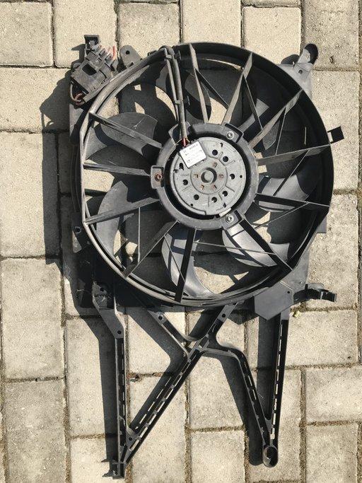 Ventilator radiator Opel Astra G 1.7 DTI GM 24431828 0130303246