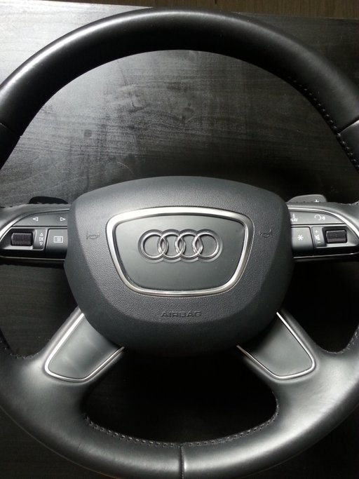 Volan + Airbag Audi 4 spite Modelul NOU