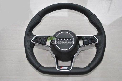 Volan Audi A4, A5, A6 4G, A7, A8 , TT, R8 Nou Complet S-line 2015!