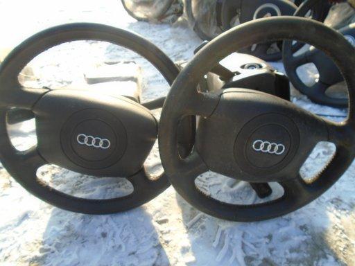 Volan Audi A6 + coloana volan + manete