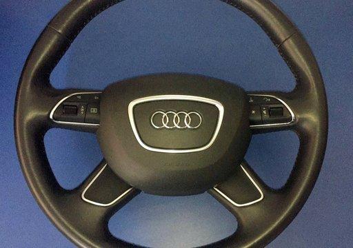 Volan Audi dupa 2011 in 4 spite si comenzi