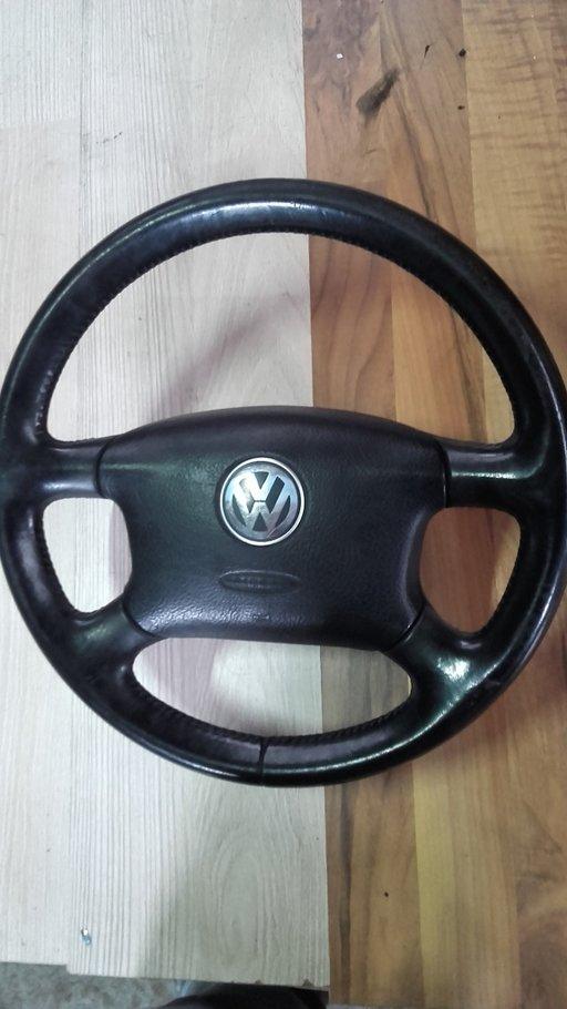 Volan cu airbag vw passat b5 2001-2005