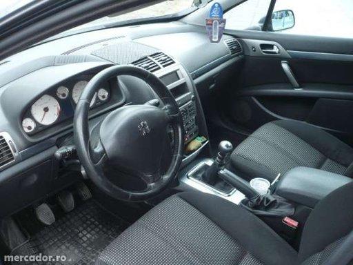Volan Piele 3 Spite Peugeot 407