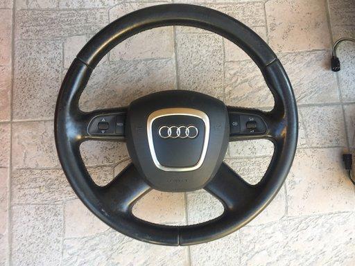 Volan piele cu airbag Audi A3 din 2005